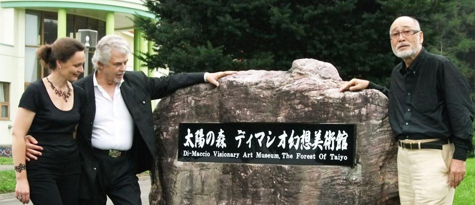 musée Di-Maccio Japon